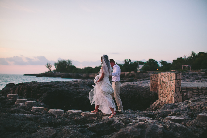 boostromblog-644 Brendan & Amanda // Destination Wedding // Moon Dance Cliffs, Jamaica wedding