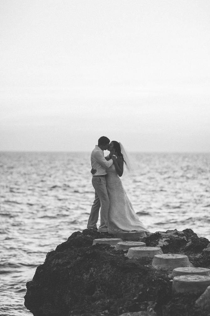 boostromblog-653 Brendan & Amanda // Destination Wedding // Moon Dance Cliffs, Jamaica wedding