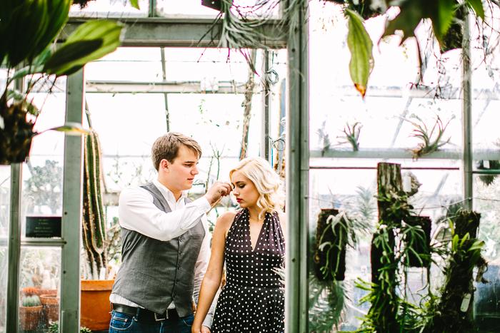 lewisadd-1-3 Charlotte & Tim // Botanical Engagement  engagement