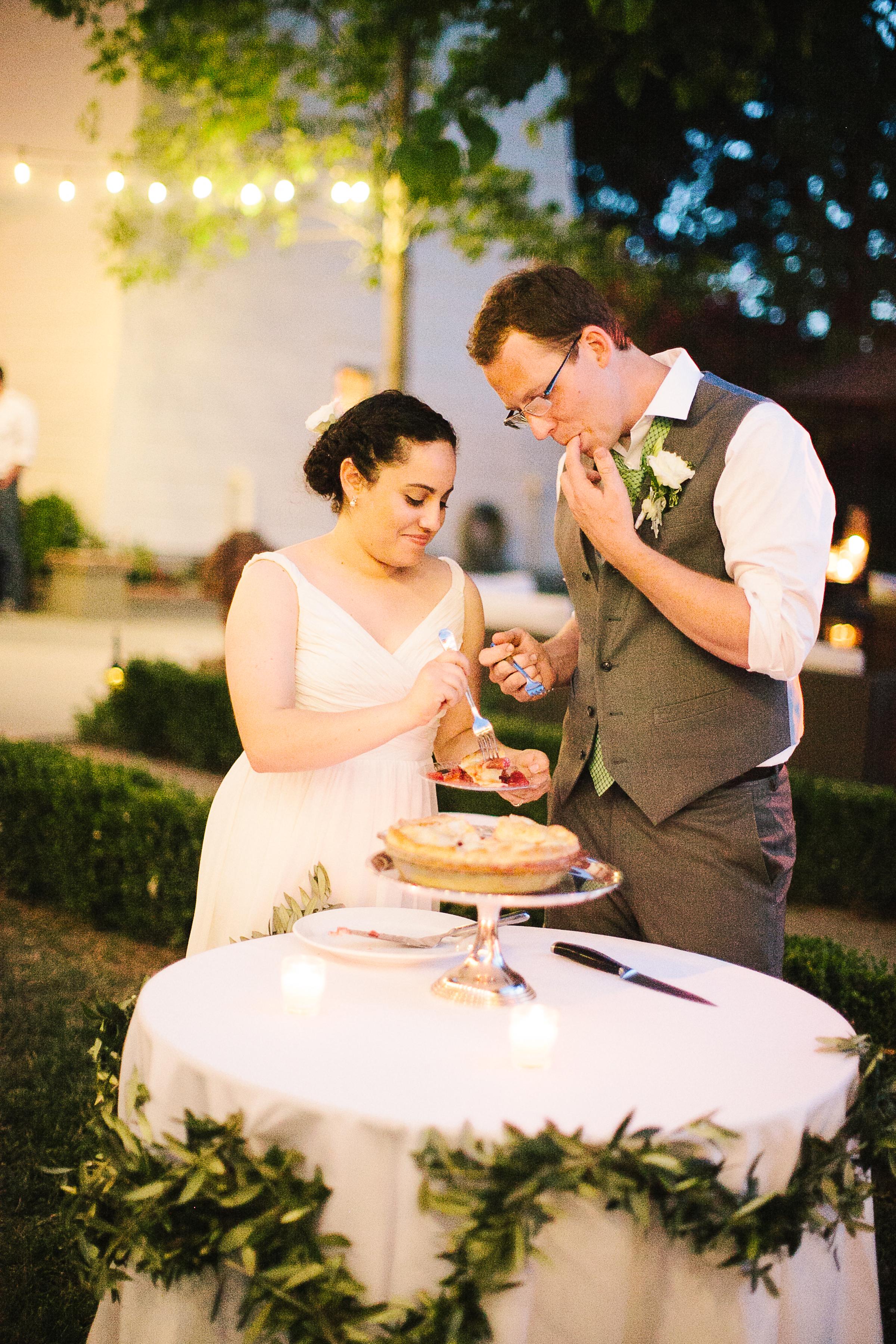 houckwedding-747 Garden Wedding at the Inn at Park Winters wedding