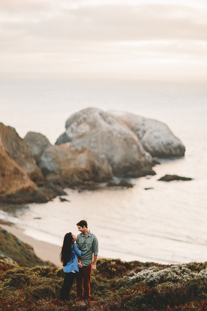 marin-headlands-engagement-219 Andrea & Chris // Marin Headlands Engagement engagement